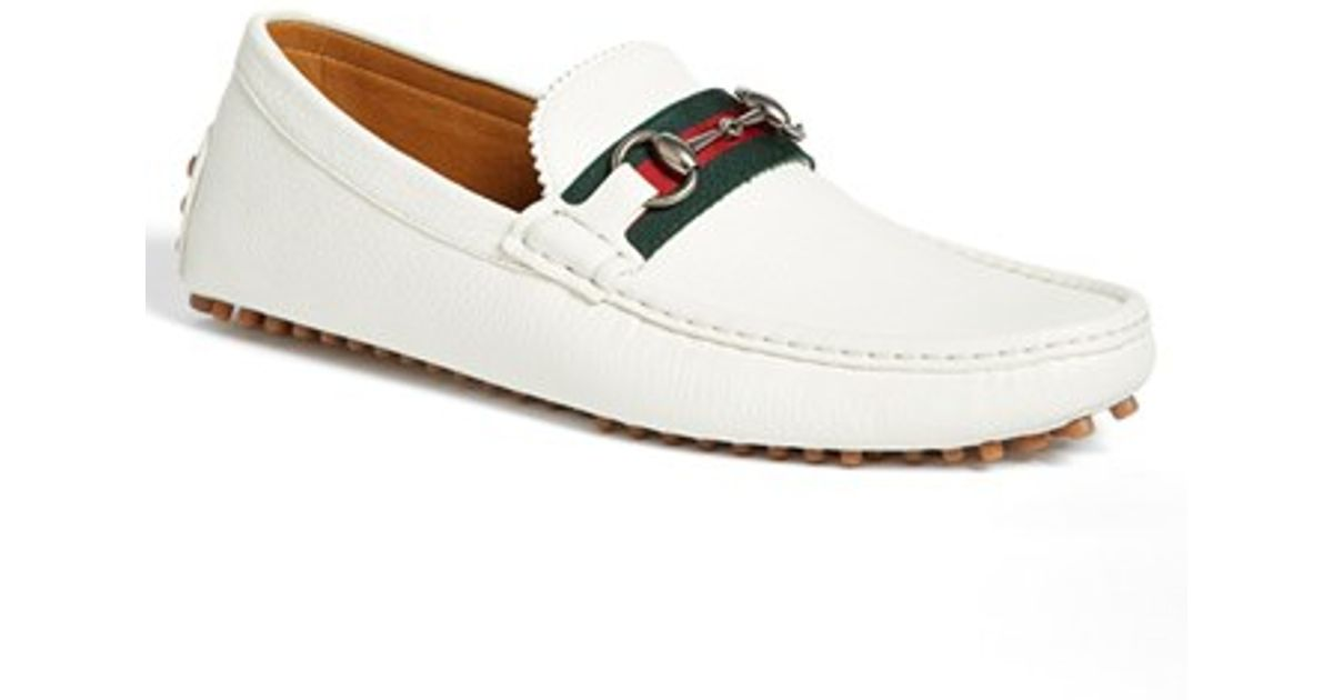 Gucci Damo Driving Shoe Womens