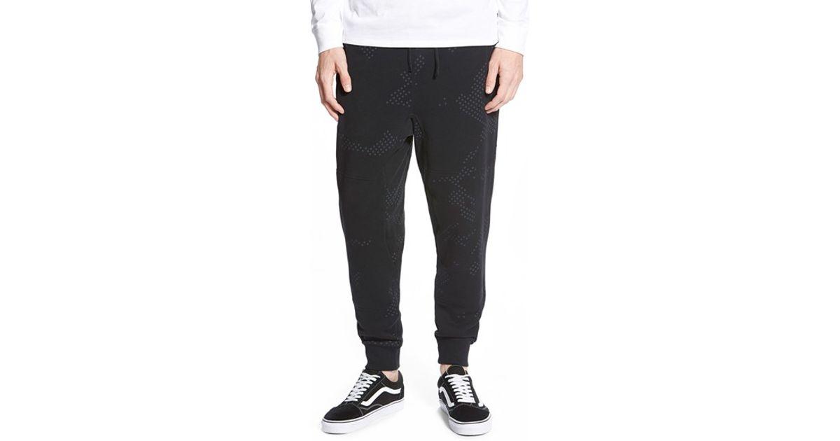 988f39766fb3 Lyst - Nike Sb  everett - Phillips  Knit Jogger Sweatpants in Black for Men