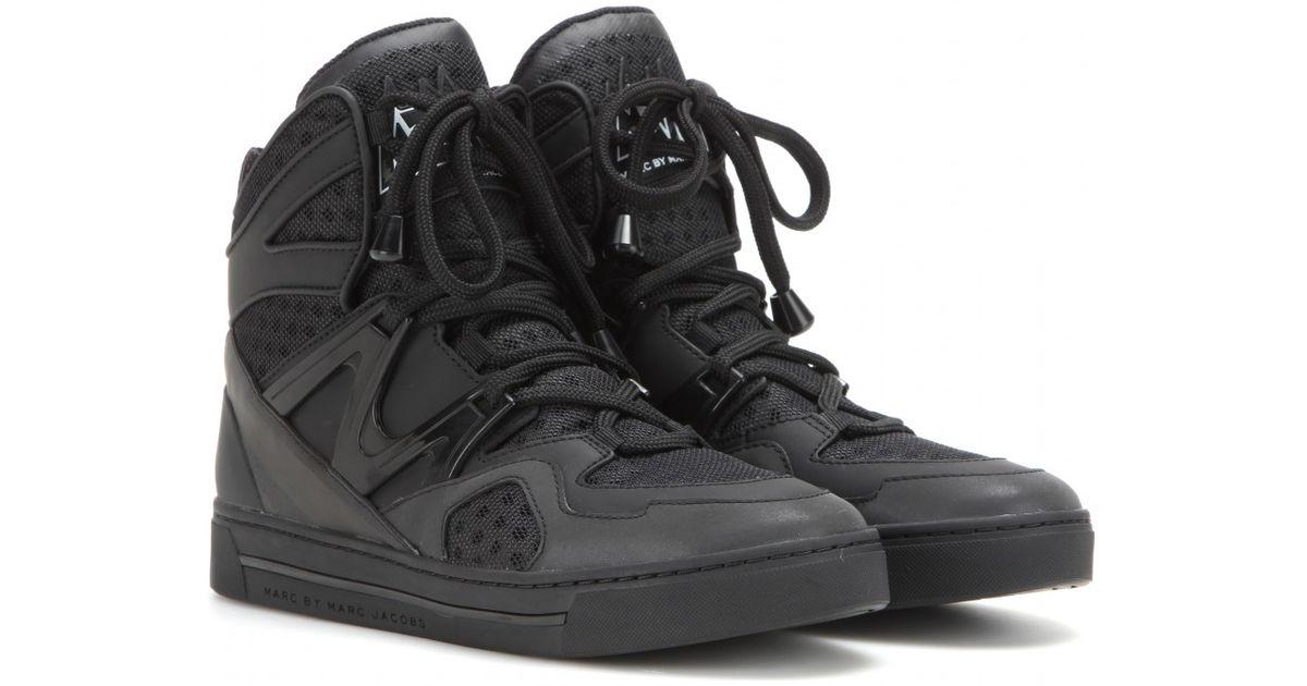 Marc Jacobs Ninja High-top Sneakers