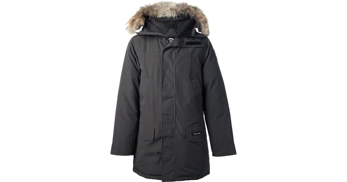 Canada Goose kensington parka replica fake - Canada goose 'Langford' Parka in Gray for Men (grey) | Lyst