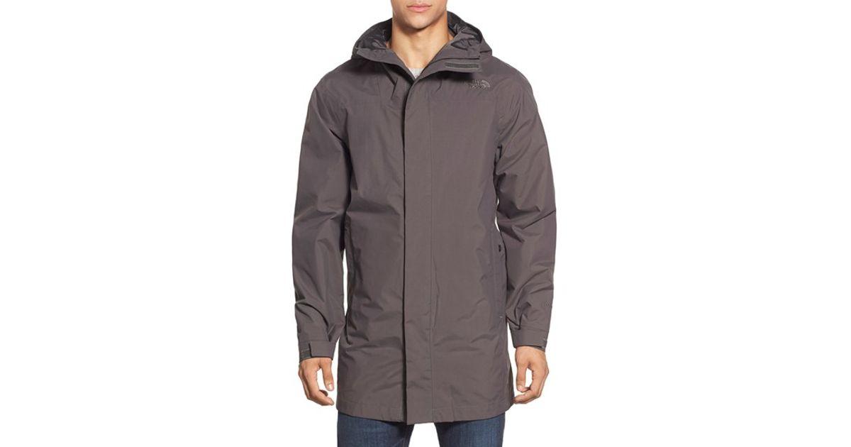 800e57517 The North Face Gray 'el Misti' Waterproof Parka for men