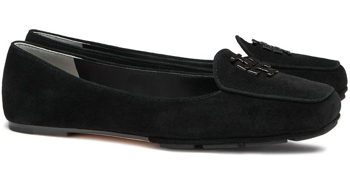 cdcac9f40434 Tory Burch Fitz Loafer in Black - Lyst