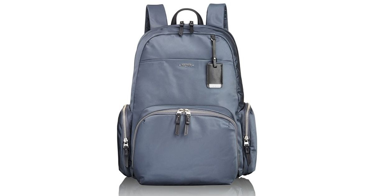 4c8227cd2 Tumi 'calais' Computer Backpack in Gray for Men - Lyst