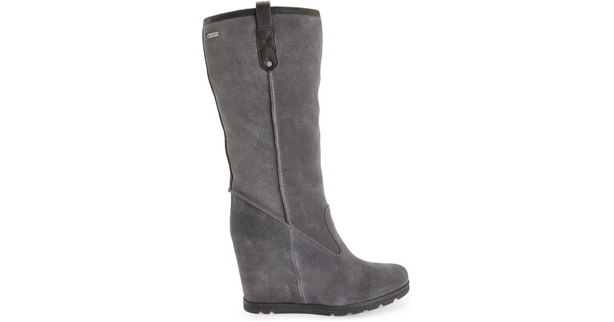 Tall Gray Ugg Boots Sale