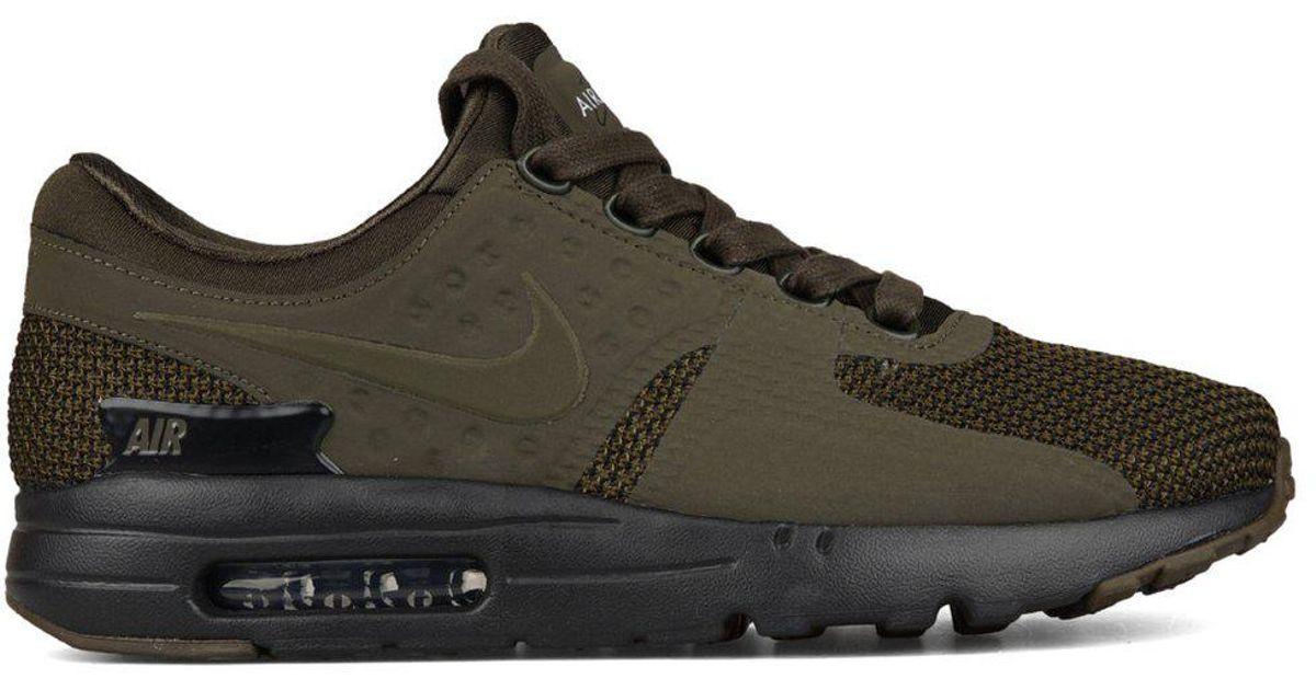 864307aade Lyst - Nike Nike Air Max Zero Prm for Men