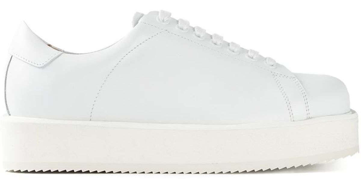 Silent - Damir Doma Thick Sole Sneakers