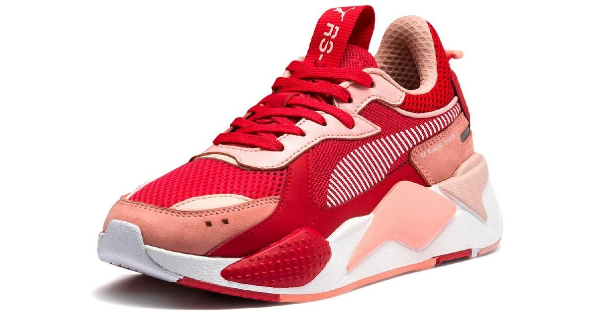 910bdebf PUMA Red Rs-x Toys Womens - Size 8w for men