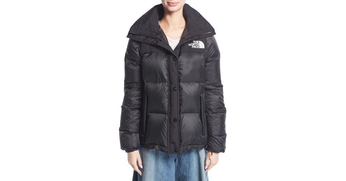 e44f214d0 Sacai Black The North Face & #174 Puffer Coat