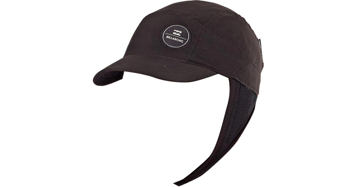 cf10cfb0c5b ... free shipping lyst billabong supreme surf cap in black for men 18c78  f9128