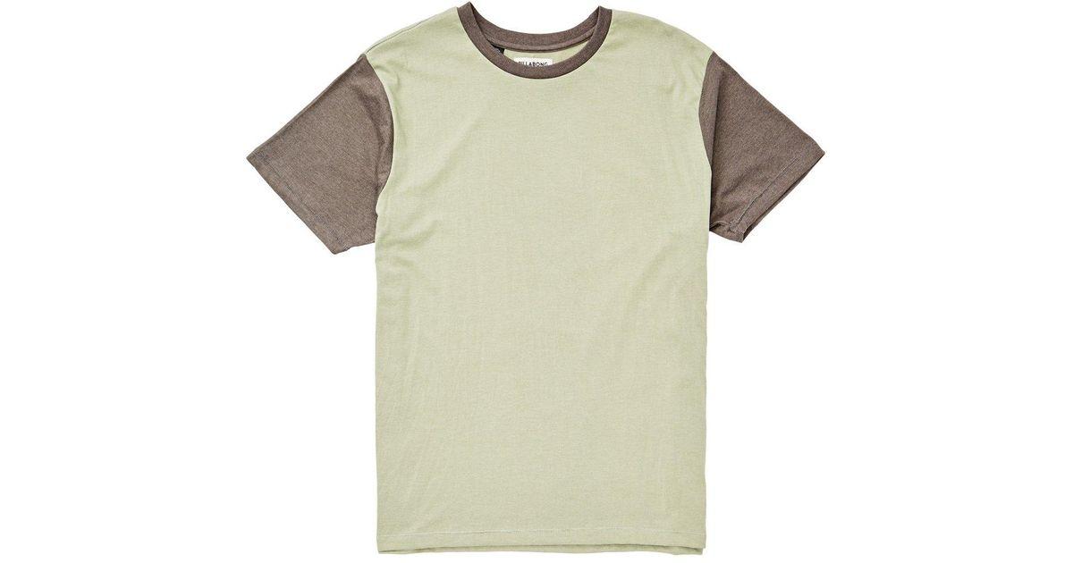 Billabong Mens Zenith Short Sleeve Crew Shirt