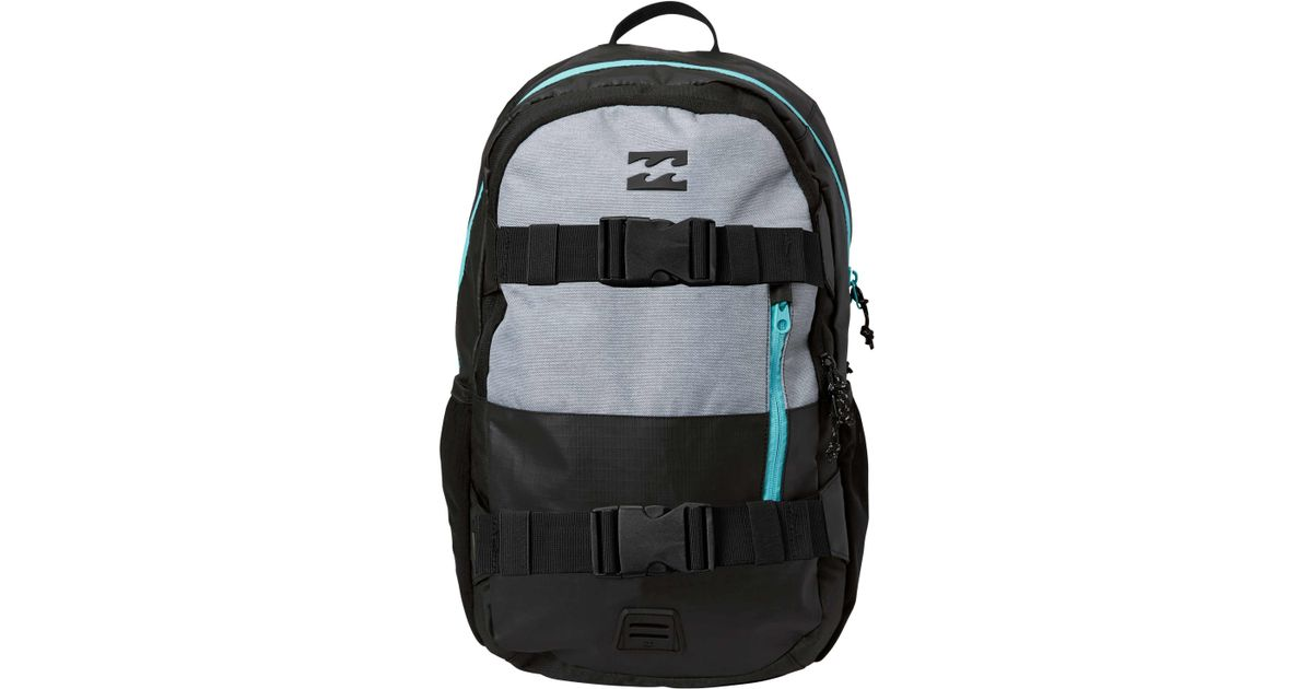 142d78c6b859 Lyst - Billabong Command Skate Backpack in Black for Men
