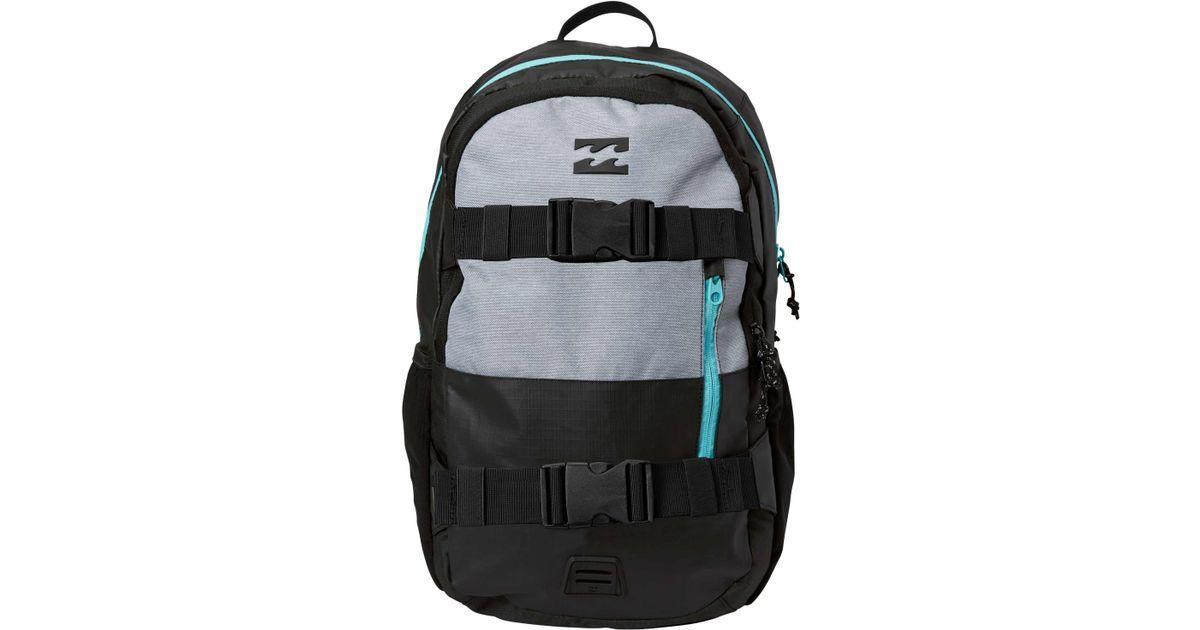6608b28af9 Billabong Black Command Skate Backpack for men