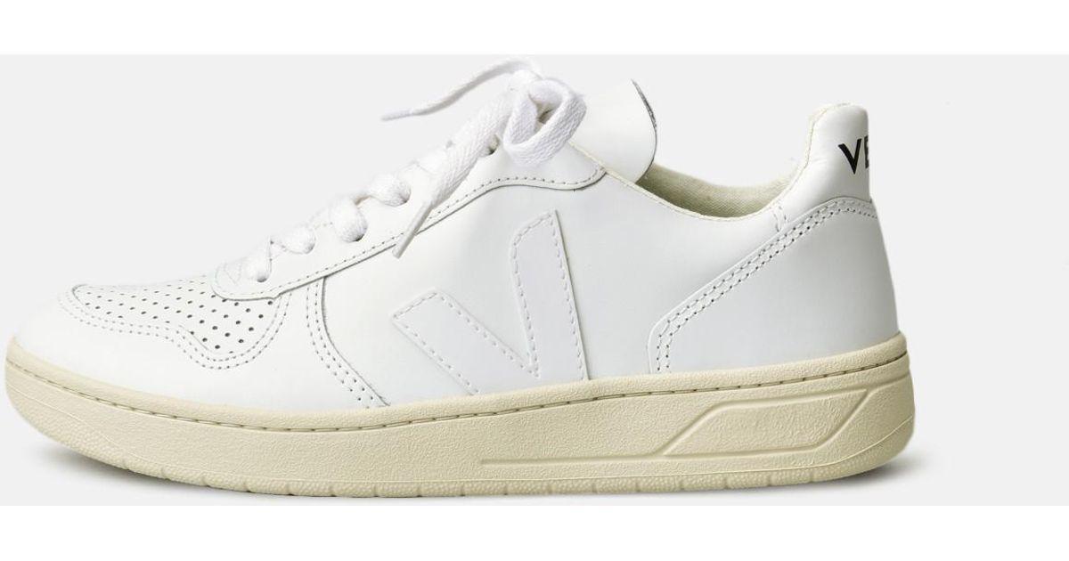 Leather Pekin V10 Extra Nautico Veja White gybf7IvY6