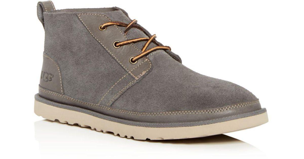 UGG Men's Neumel Unlined Leather Boots