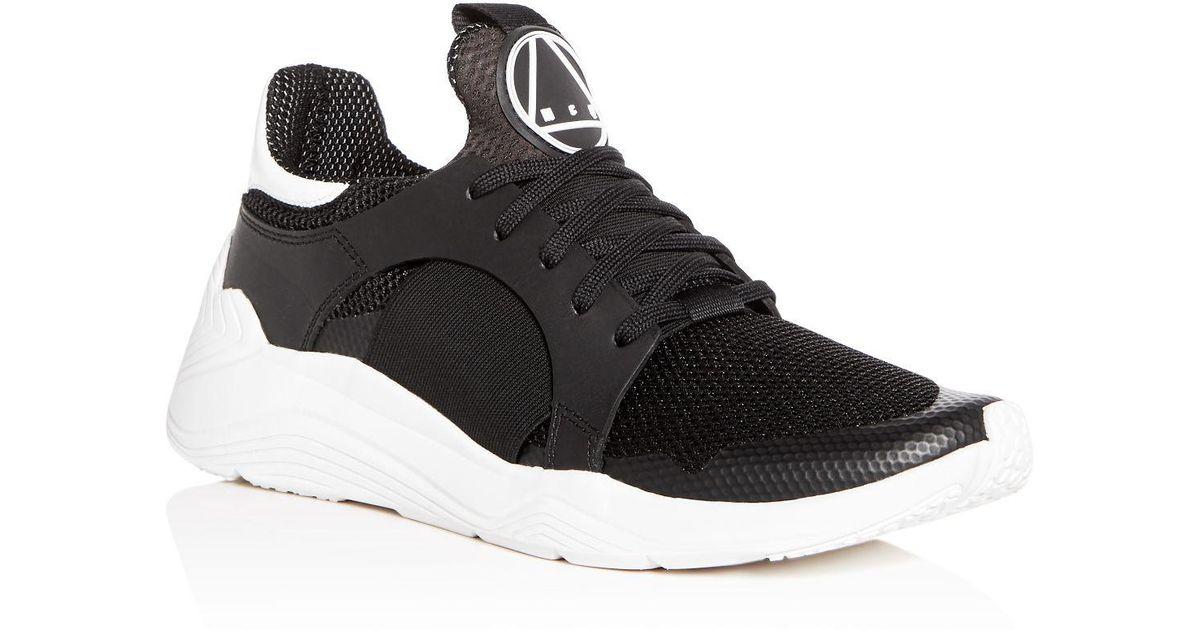 gishiki sneaker blackAlexander McQueen kcU9LBqSA