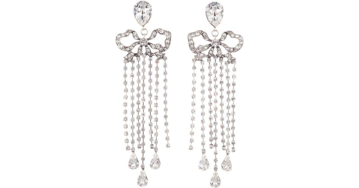2d95edbb2a1d0 DANNIJO Metallic Chantel Earrings