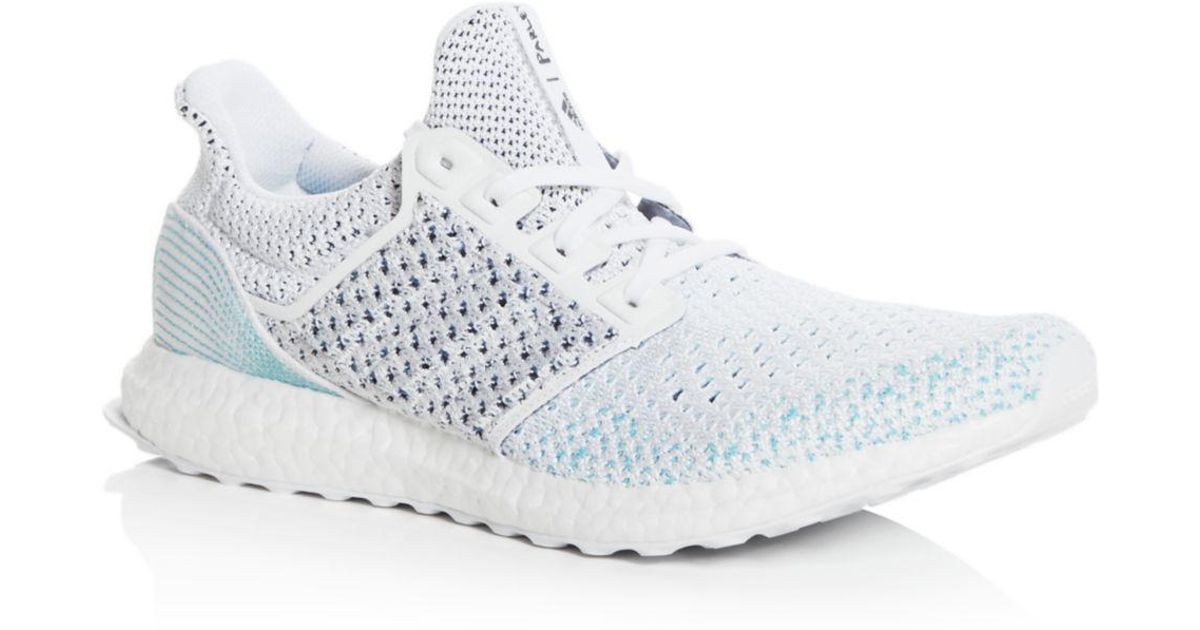brand new 2443e 43946 Adidas White Ultraboost Parley Ltd