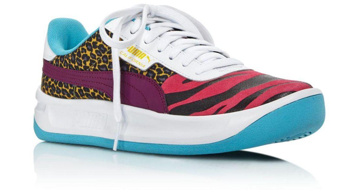 PUMA California Animal Women's Sneakers Women