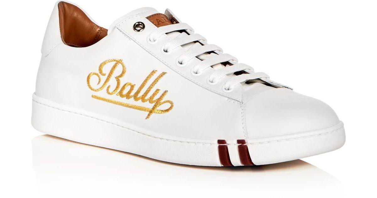 Winston sneakers - White Bally sk9g761p