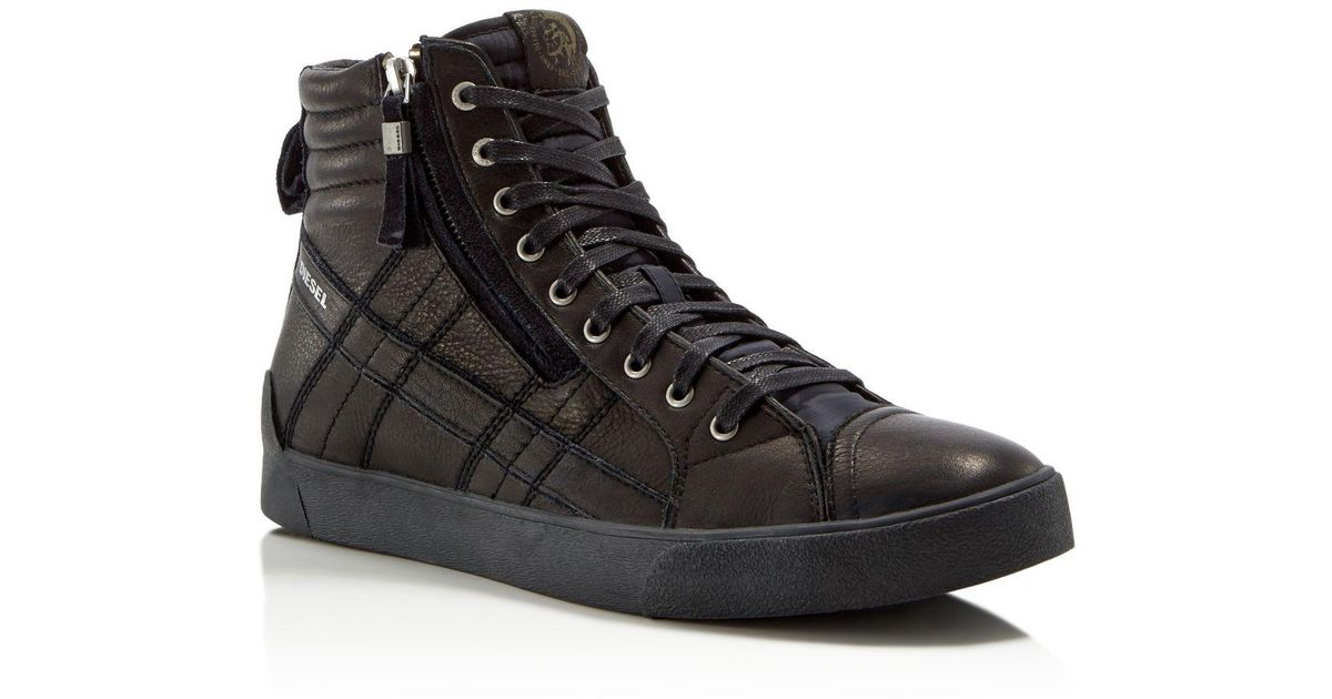 DIESEL D-velows D-string Plus Leather