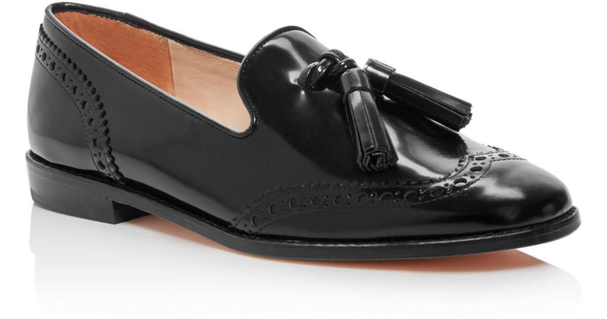 Stuart Weitzman Boything Nappa Leather Loafer (Women's)