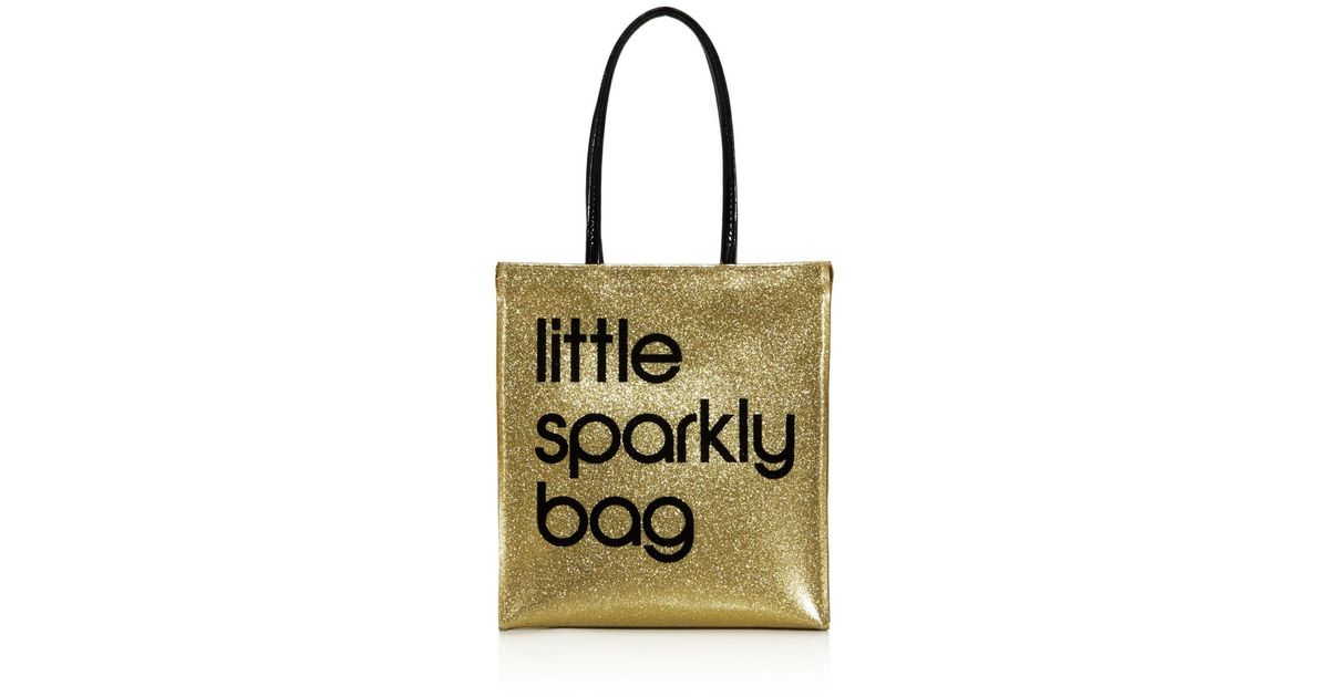Bloomingdale S Metallic Little Sparkly Bag