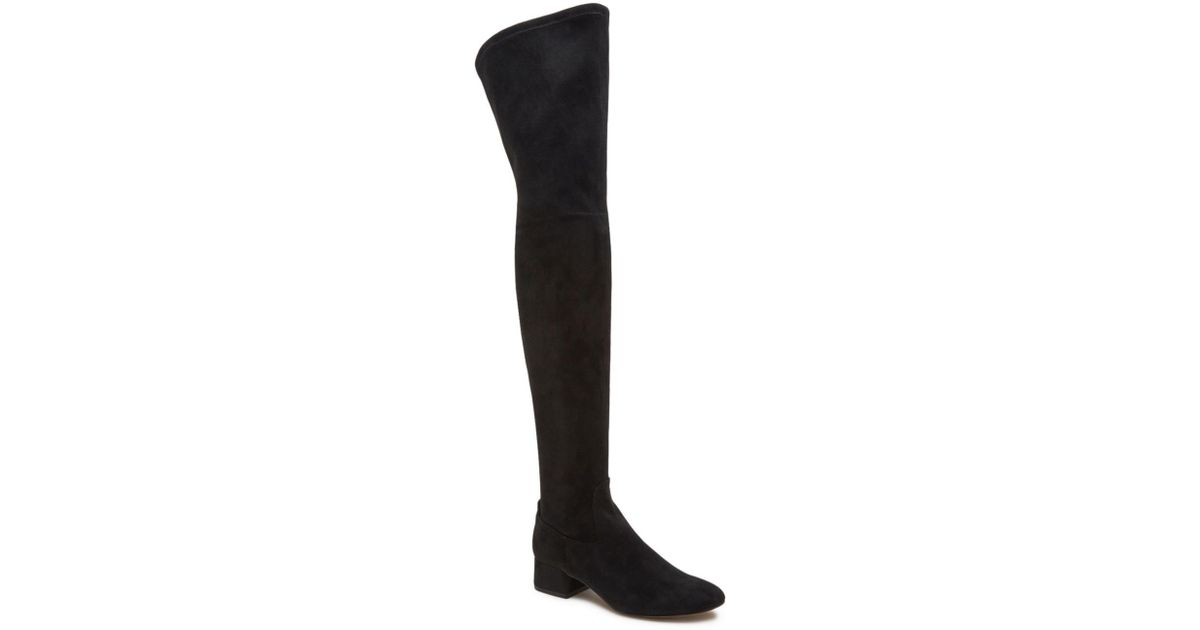 dfcb932c9a5 Dolce Vita Women s Jimmy Over-the-knee Boots in Black - Lyst