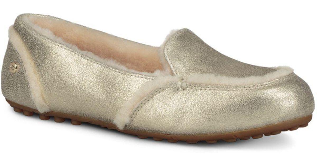 b64e3e571e5 Ugg Women's Hailey Metallic Loafers