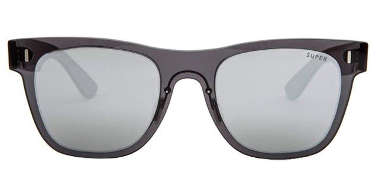Duo-Lens Classic sunglasses - Black Retro Superfuture IqCuTVvdT