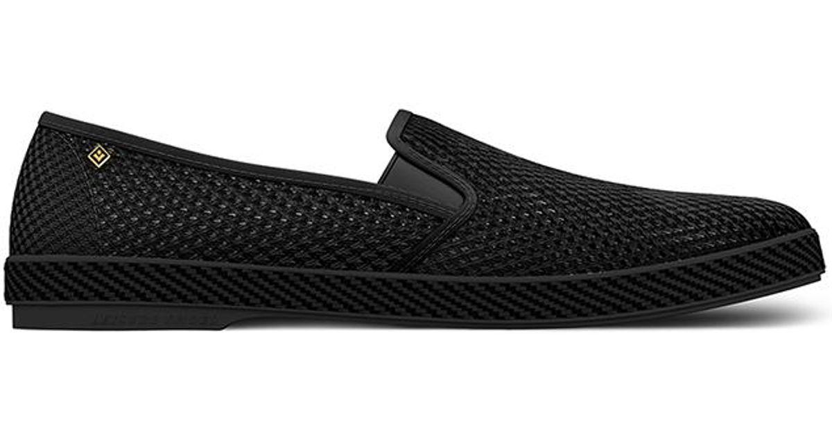 Chaussures De Loisirs Riviera Classique Glissement Sur Le Noir 30 Degrés Chaussure Vente Pas Cher À La Mode Gros Pas Cher o0dveIAc