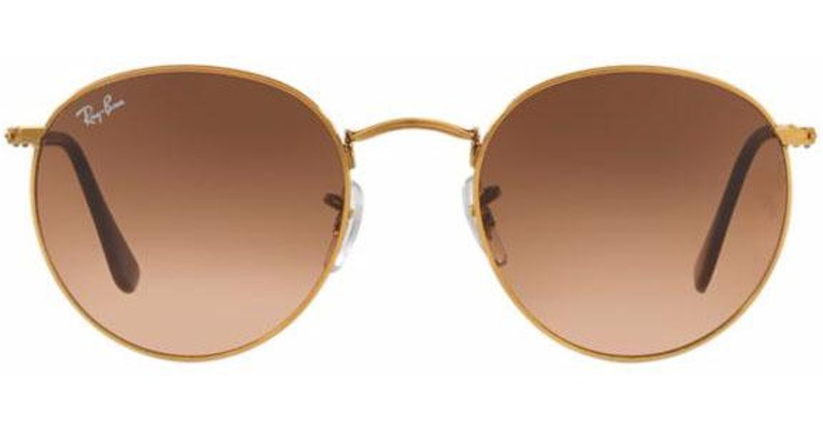 fbc152a03f7c7 Ray-Ban Sunglasses Rb3447 9001a5 53mm in Brown - Lyst
