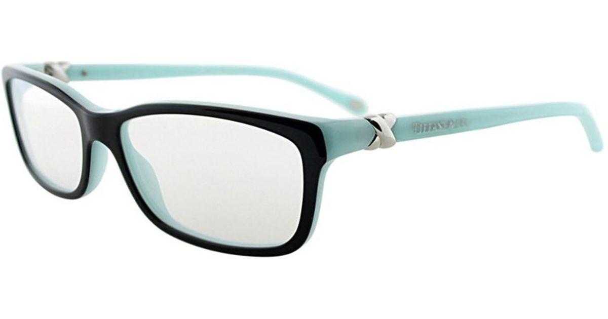 020b5680414d Lyst - Tiffany   Co   Co. Women s Tf2036 54mm Optical Frames