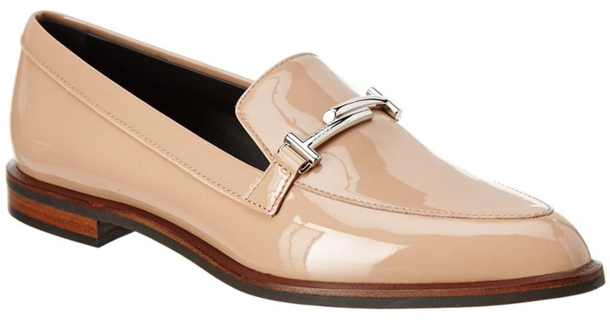 Tod's Double T Patent Loafer get authentic online low cost cheap online choice for sale pictures online cheap sale official cNHhf