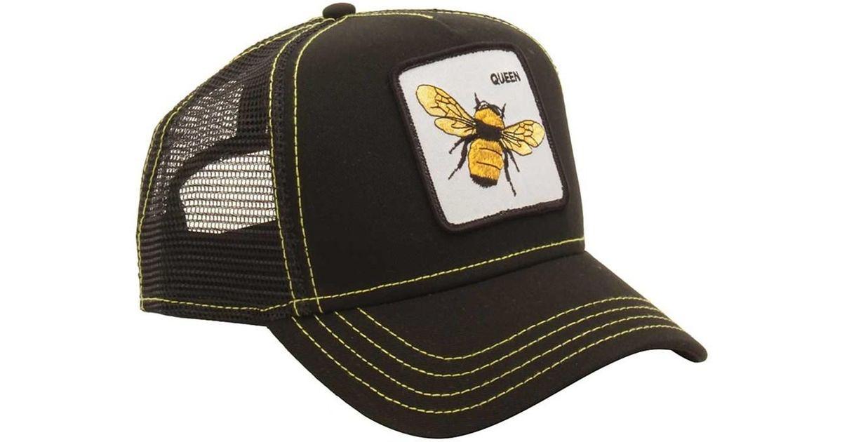 771bd42a8c2c8 Goorin Bros . Queen Bee Hat in Black - Lyst