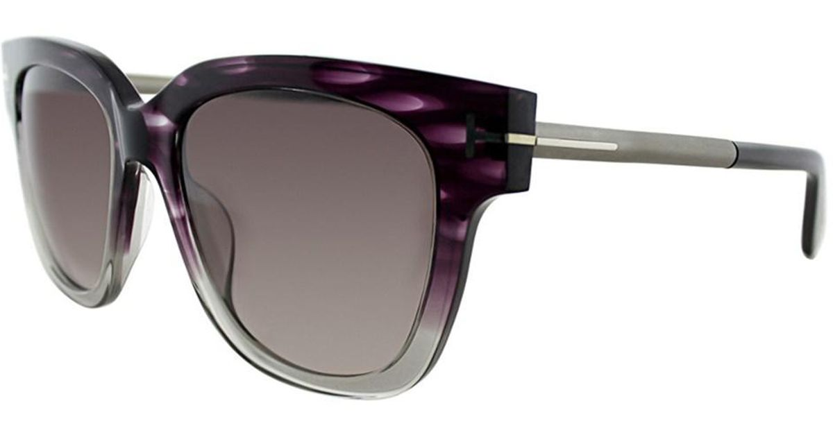 57a0a0c4c4ae Lyst - Tom Ford Women s Tracy 53mm Sunglasses