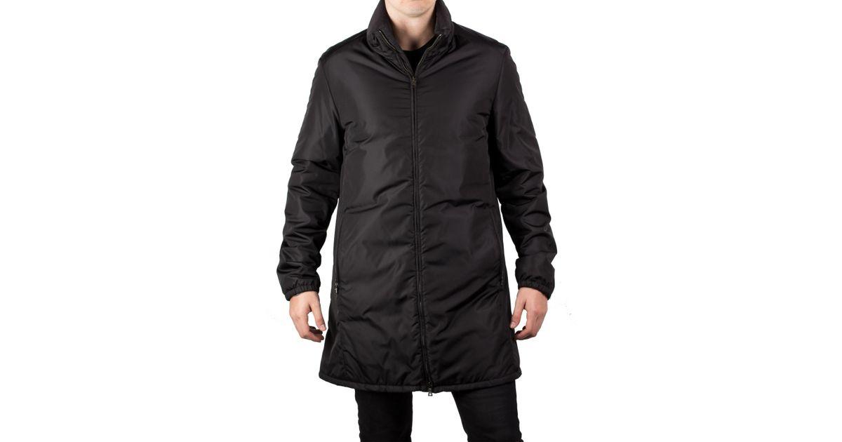 Waterproof womens trench coat