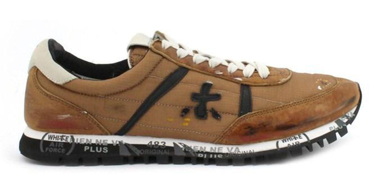 Chaussures De Tissu Marron 92sh4cgRV