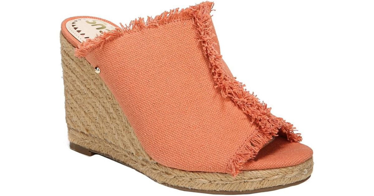 Circus by Sam Edelman Baker Espadrille Wedge (Women's)