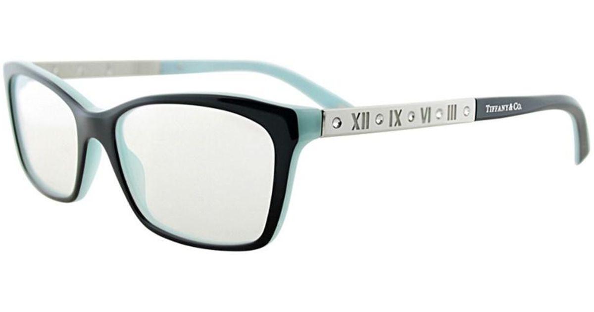 Tiffany & Co Women\'s Tf 2103b 8055 53mm Optical Frames in Black - Lyst