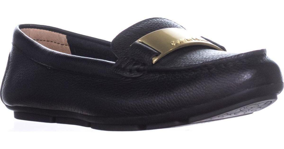 4e427beca61 Lyst - Calvin Klein Lisette Slip-on Dress Loafers