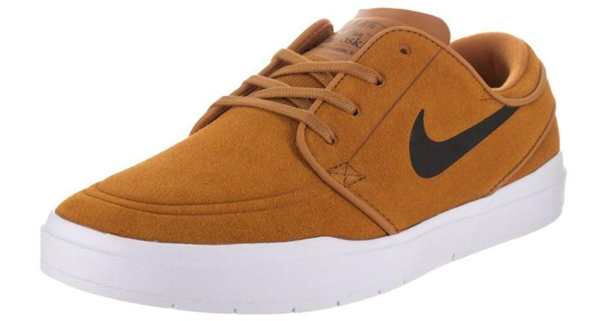 quality design 5edfd f2cd8 Lyst - Nike Men s Sb Stefan Janoski Hyperfeel Skate Shoe in Brown for Men