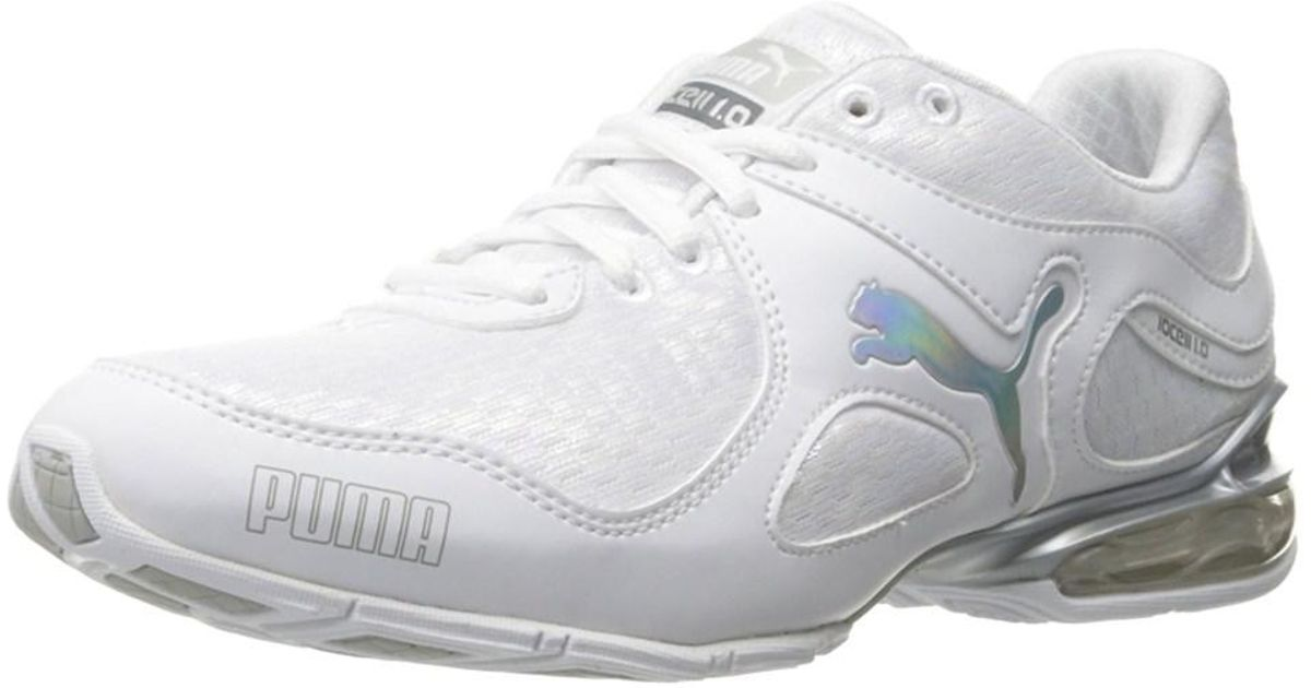 1d8ae135f6c Lyst - Puma Women s Cell Riaze Prism Wn s Cross-trainer Shoe in White