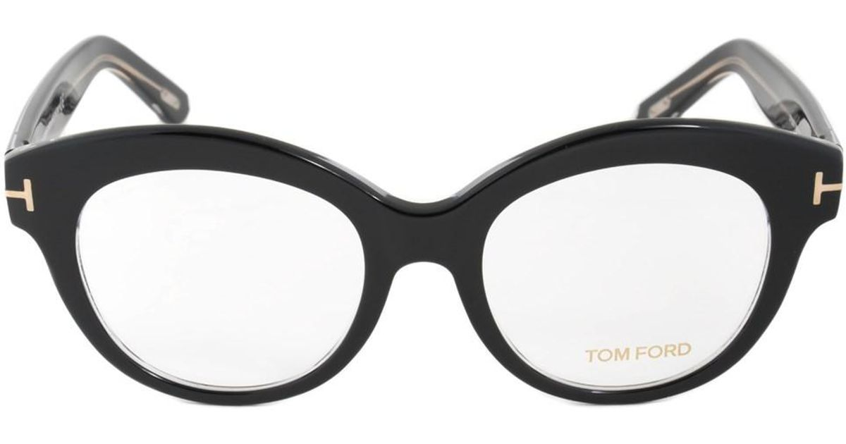 5c3f78ece6fd Lyst - Tom Ford Ft5377 5 Round