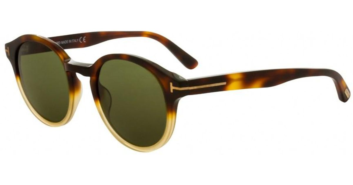 4cd3ef0d401 Lyst - Tom Ford Ft0400 Lucho Lucho 58n in Natural