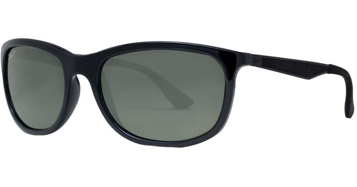 da97fa870b7 Lyst - Ray-Ban Unisex Rb4267 59mm Polarized Sunglasses in Black