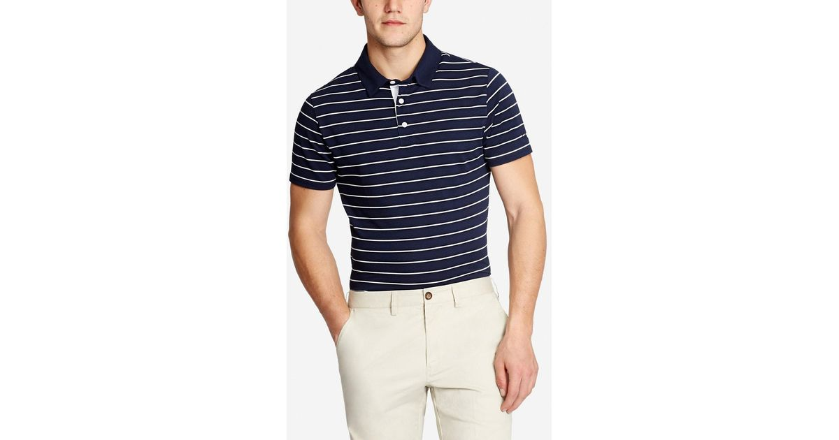 793b21730 Lyst - Bonobos The Flatiron Golf Polo in Blue for Men