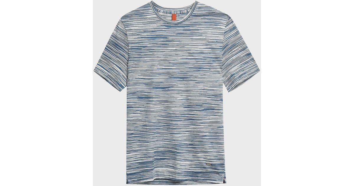 Men T ShirtSize Dye For Missoni Space XxlMenBlue nOk0wP
