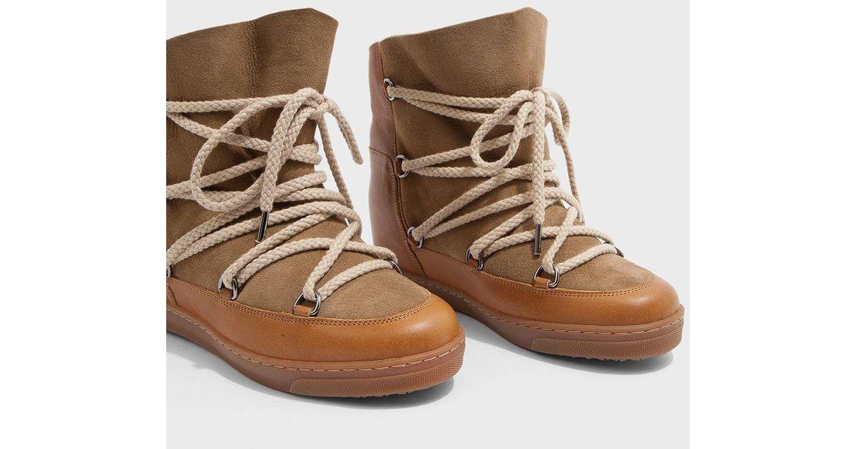 Isabel Marant Snow Boots Tc200
