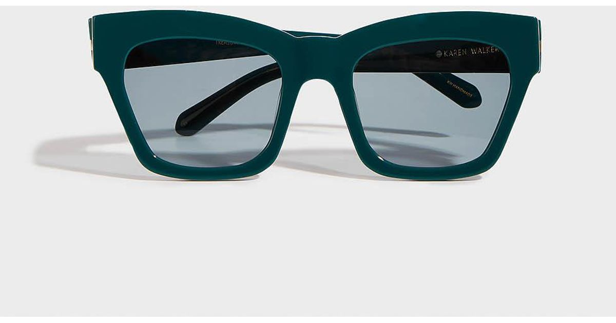 41b44e1805 Lyst - Karen Walker Treasure Sunglasses