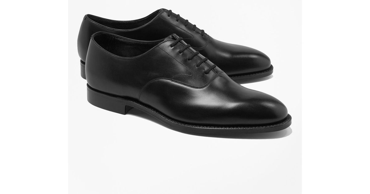 Brooks Brothers Leather Calfskin Formal